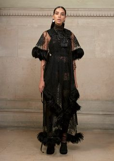 Givenchy Couture Spring Summer 2017 Collection