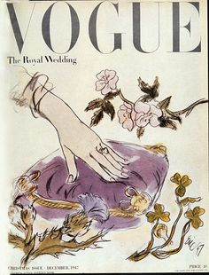 December 1947 - The Royal Wedding issue