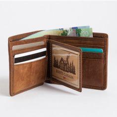 4dbd69be470b9 Men s Slim-fold Side Flap Tribe Wallet. Available at Roots   HillcrestlovesDad