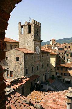 Cortona ~ Arezzo ~ Toscana ~ Italia - Palazzo Comunale
