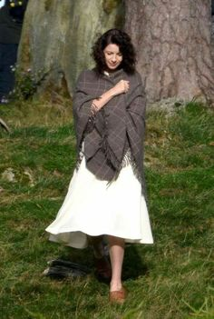Claire in episode 1