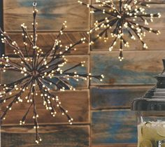 Roost Hanging Branchy Starburst #modish #lighting