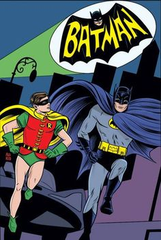 DC's Retro Batman 66 Takes Digital Comics into The Future: