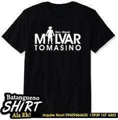 Batangueno T-Shirt TOMASINO Ala Eh.. Corporate Giveaways, Mens Tops, How To Wear, T Shirt, Fashion, Souvenir, Supreme T Shirt, Moda, Tee Shirt