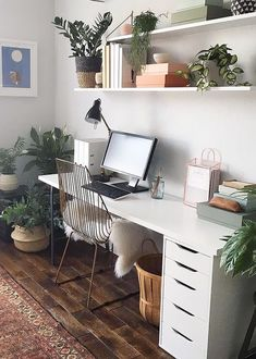 Desk inspo for master bedroom.