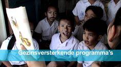 Introductiefilm SOS Kinderdorpen (3 minuten) Afzender: Een bedrijf- SOS kinderdorpen Boodschap: laten zien wat ze daar doen- je ergens over na laten denken
