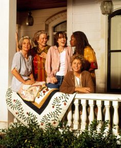 If you haven't seen these '90s movies, you're missing out. You will laugh, cry, and watch How to Make an American Quilt (1995) over and over.