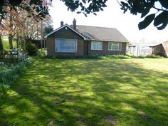 Selby Road, Thorne, Doncaster - 3 bedroom detached bungalow - William H Brown Bungalows For Sale, Property For Sale, Shed, Outdoor Structures, Cabin, Bedroom, House Styles, Plants, Houses
