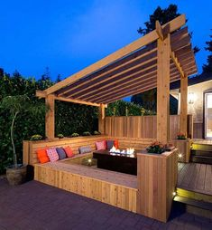 Image result for combo pergola / shade house for plants