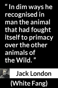 call of the wild survival of the fittest quotes
