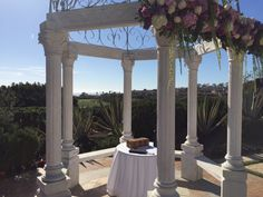 Kaylee and Gary Graffagnino were married this past Saturday, April 2 at the St Regis Monarch Beach Resort. The ceremony was held outside underneath the gazebo with 120 guests participating in the d… Gazebo, Pergola, Marriage License, April 2nd, Us Beaches, Beach Weddings, The St, Hotel Wedding, Getting Married