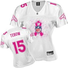 Tebow in pink would be an awesome site!