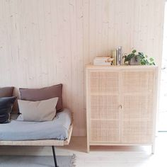"""""""This beautiful #ikeastockholm cupboard was unfortunately only on loan. Can't wait to get my own,…"""""""