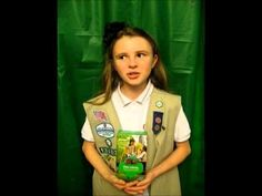 "While she was snowed in this past weekend, this Girl Scout Cadette wrote a song about Girl Scout cookies to the tune of ""Radioactive"" by Imagine Dragons. How creative and fun!"
