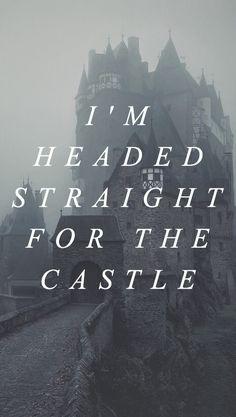 Castle; Halsey