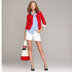 Amazing Outfit Ideas for 4th of July - for more style inspiration visit http://pinterest.com/franpestel/