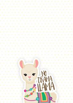I found several super cute llama iPhone Wallpapers for the llama lover. these wallpapers are llama-mazing! Iphone Wallpaper 10, Animal Wallpaper, Wallpaper Backgrounds, Alpacas, Final Fantasy Xv Wallpapers, No Drama Lama, Drama Drama, Llama Birthday, Cute Llama