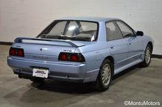 Nissan Skyline GTS 4 door automatic w/ only 29k miles available for an estimated $120/month financed. Great deal!  https://montumotors.com/vehicles/166/1992-nissan-skyline-gts-type-s  In USA Ready for Pickup or Delivery   Trade-Ins Accepted   See FAQ for Financing  We are a JDM importer based out of Tampa, FL. We ship cars all over USA. Read our FAQ and/or contact our sales team for more info. http://montumotors.com/faq http://montumotors.com/contact