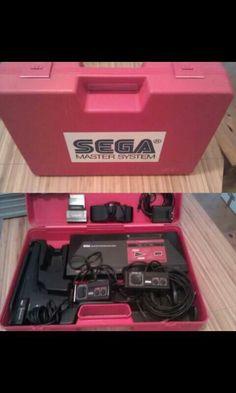 Sega Master System case Go Master, Turbografx 16, Sega Master System, Entertainment System, 8 Bit, Video Game Console, Game Art, Consoles, Arcade