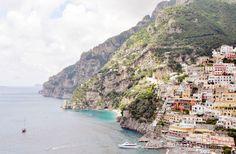 The Amalfi Coast with Lark & Linen  Read more - http://www.stylemepretty.com/living/2013/06/13/the-amalfi-coast-with-lark-linen/