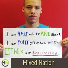 Mixed Nation: Garrett Robinson