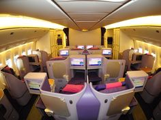 Now that Thai Airways has ceased flying through the U.S., American travelers looking to board the airline have to get Europe first, with the most convenient connections via Scandinavia. Flights from Stockholm or Copenhagen to Bangkok are selling the last five rows of the business cabin on a Premium Economy ticket, meaning you get to travel the 11-hour flight in a lay-flat seat with the airline's economy service. Pricing here is roughly half the business rates and won't include the fancy…