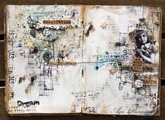 Aga Baraniak: art journal