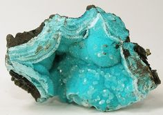 Smithsonite and Aurichalcite from New Mexico