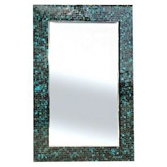Kenroy Lighting - 61006 - Morgen - 42 Rectangular Wall Mirror