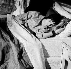 RyRo sleeping like a baby angel. Man, I feel creepy looking at this photo.  #ryanross