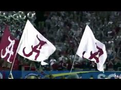 Alabama 2013 BCS National Champions Highlights  feat.The Script and Will I am