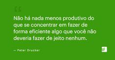 #Frases #produtividade
