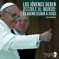 La esperanza de éste mundo somos los jóvenes que seguimos a Cristo