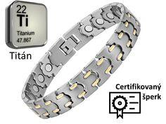 REMIN - pánsky titánový náramok - titán - 21,5cm Titanic, Bracelets, Jewelry, Luxury, Jewlery, Bijoux, Jewerly, Bracelet, Bangles