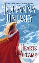 Johanna Lindsey Book... Hearts Aflame