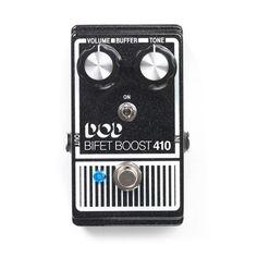 DOD Bifet Boost 410 (2014) Guitar Effect Pedal