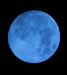 Blue Moons | Blue Moon!