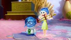 Can You Name All 50 of These Iconic Disney and Pixar Duos? Let's see how well you remember these dynamic Disney duos. Sadness Inside Out, Joy Inside Out, Disney Inside Out, Joy And Sadness, Disney Pixar Movies, Disney Cartoons, Disney Trivia, Kid Movies, Disney Love