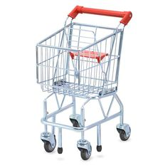 Have to have it. Melissa and Doug Toy Shopping Cart - $57.95 @hayneedle