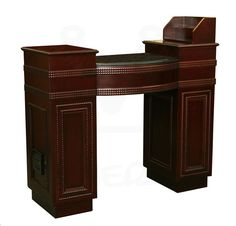 Windsor Manicure Table in Cherry