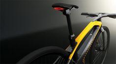 EDL 132 Concept Bike: El futuro de las bicicletas eléctricas según Peugeot | TodoMountainBike