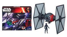 [Angebot]  Hasbro Star Wars B3920EU4  E7 First Order Special Forces Tie Fighter für 3558