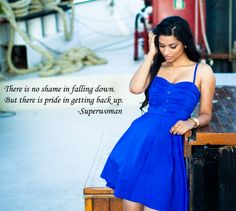 my girl, Lilly Singh, AKA Superwoman :)