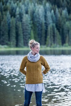 Ravelry: Cascades pattern by Michele Wang