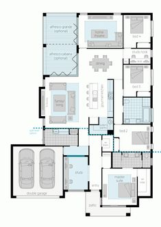 Really like this floor plan and positions could work with the block