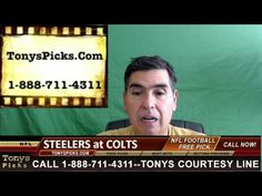 Indianapolis Colts vs. Pittsburgh Steelers Thanksgiving Free Pick Bettin...