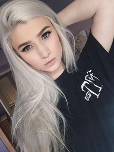 White/Silver Hair How-To? | Beautylish