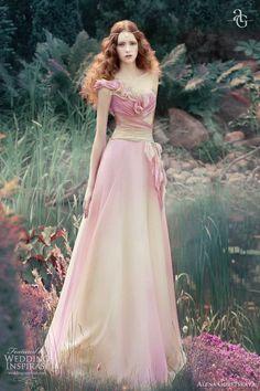 Vestidos de Noiva Coloridos | Casar é um barato