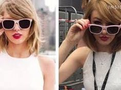 Image result for people who look like taylor swift