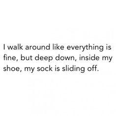 I hate it...